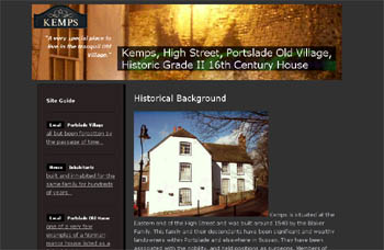 Kemps, Portslade Old Village, Site Thumbnail
